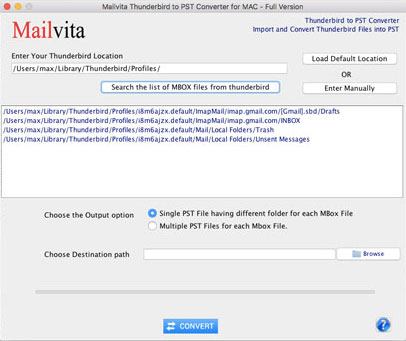 See more of Mailvita Thunderbird to PST for Mac